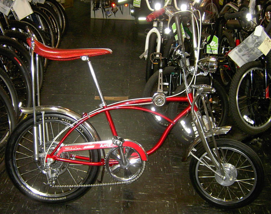 Later Schwinn serial numbers / years made